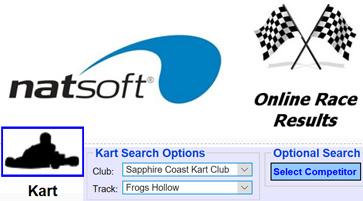Race Results by Natsoft